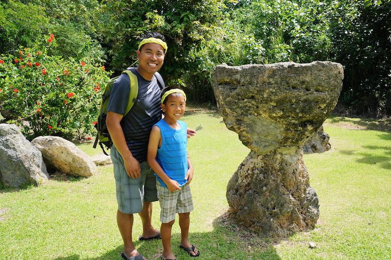 Guam Latte Stone