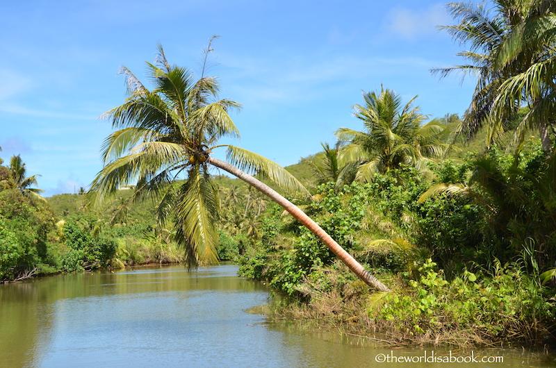 Guam River cruise