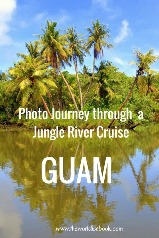 Jungle River Cruise Guam
