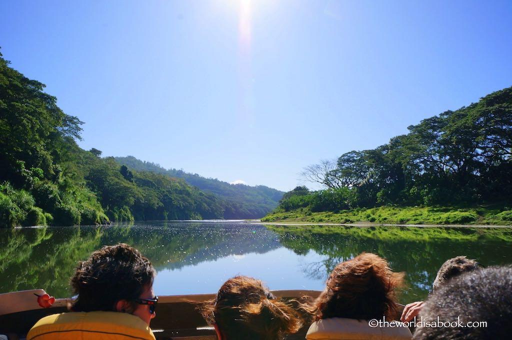Sigatoka River safari fiji