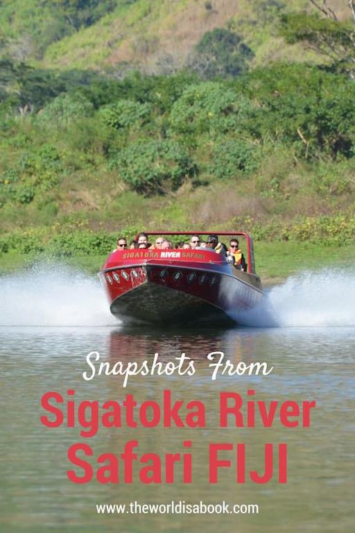 Sigatoka Safari Fiji