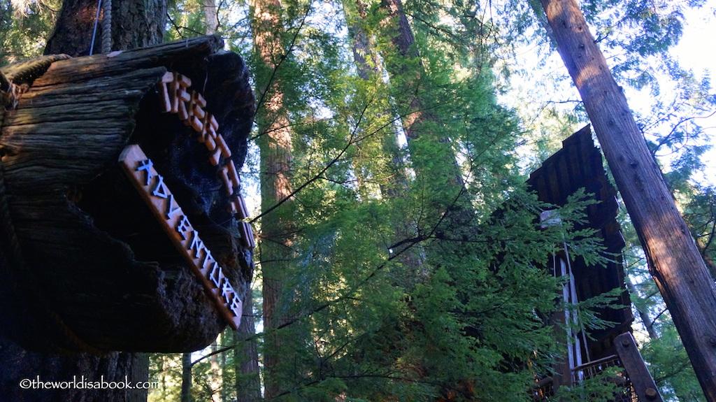 Treetop Adventures Capilano