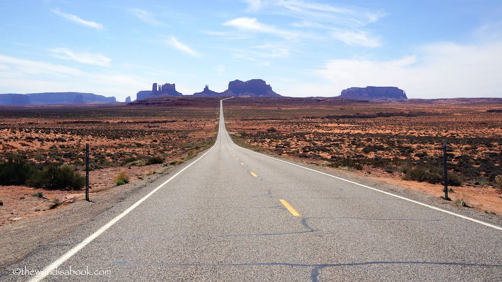 Monument Valley Highway 163