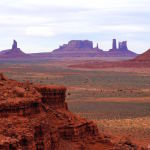 Postcards from Monument Valley Navajo Tribal Park