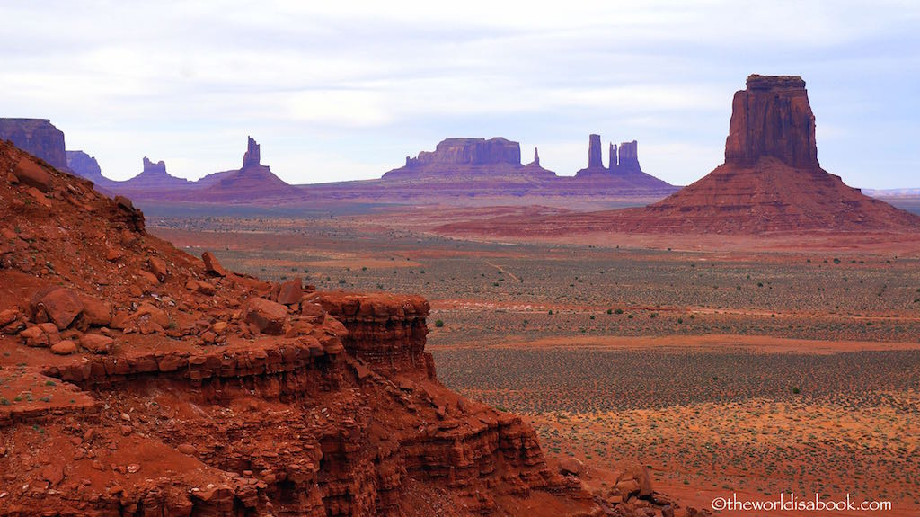 Monument Valley North View