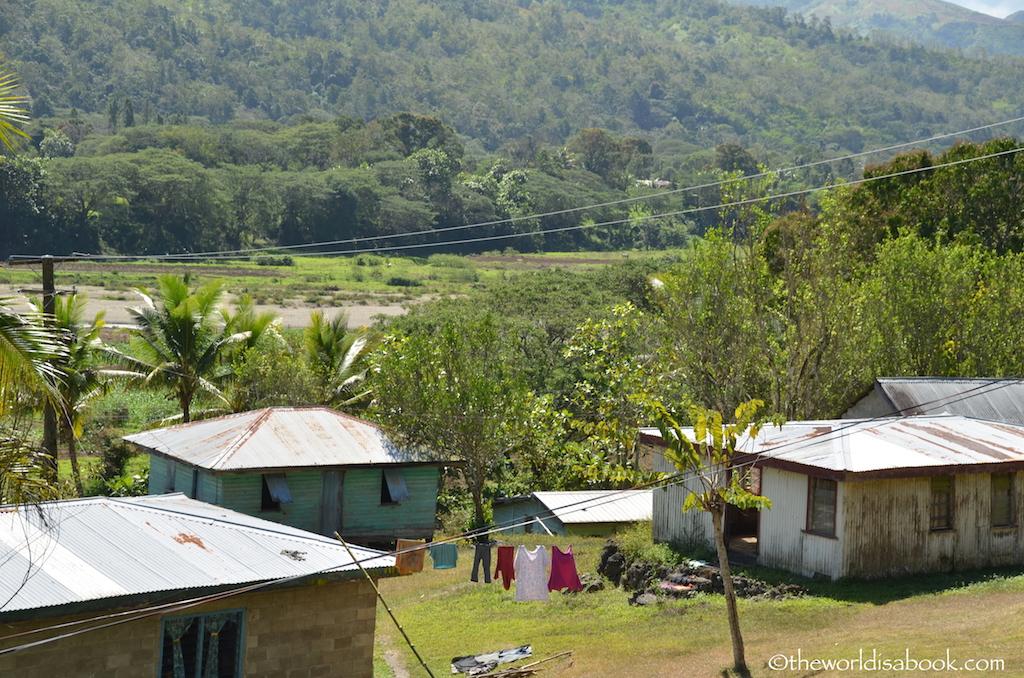 Natawatawadi Village Fiji