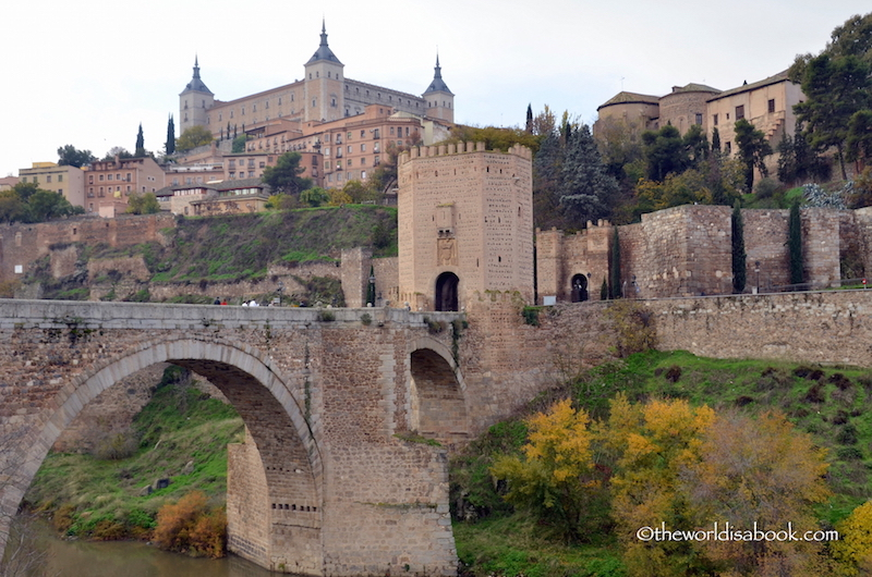 Alcantara Bridge Toledo