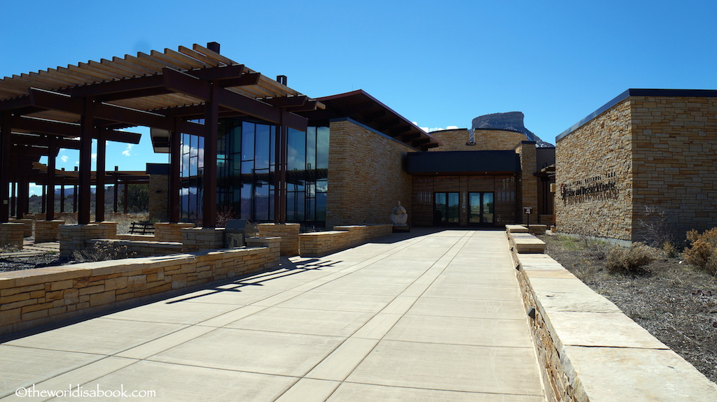 Mesa Verde National Park Visitors Center