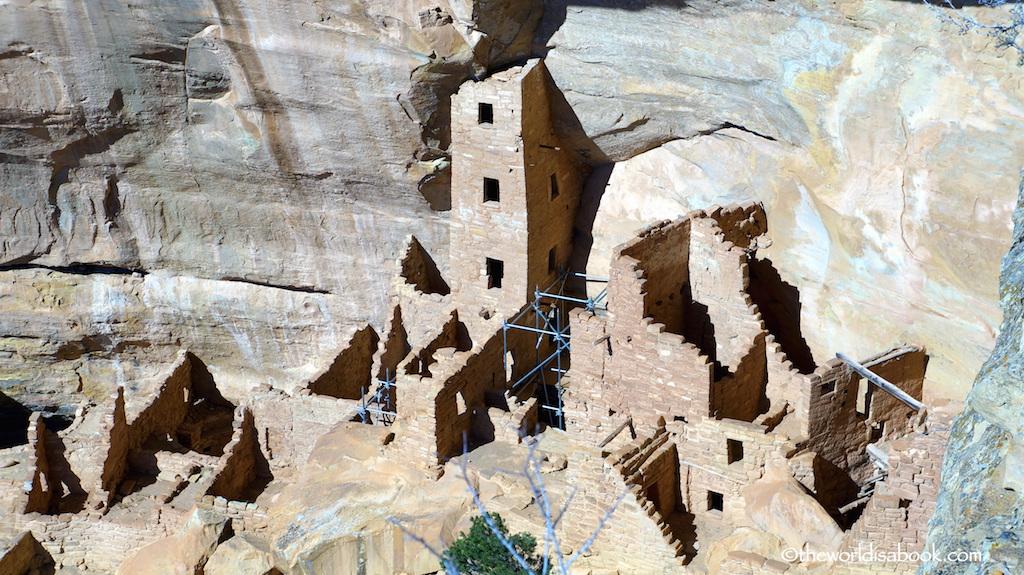 Square Tree House Mesa Verde