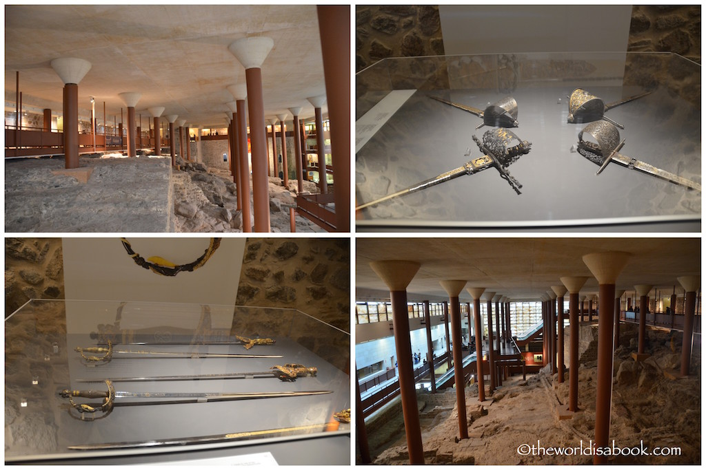 Toledo Alcazar Army Museum