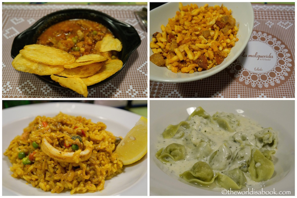 Toledo Food