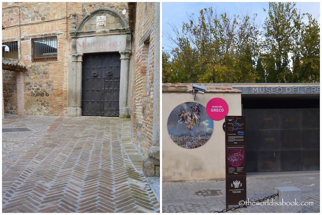 Toledo Museo Del Greco