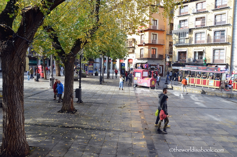 Toledo Plaza Zocodover