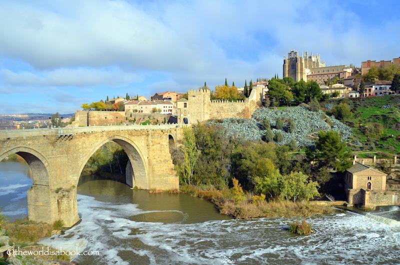 Toledo Spain bridge