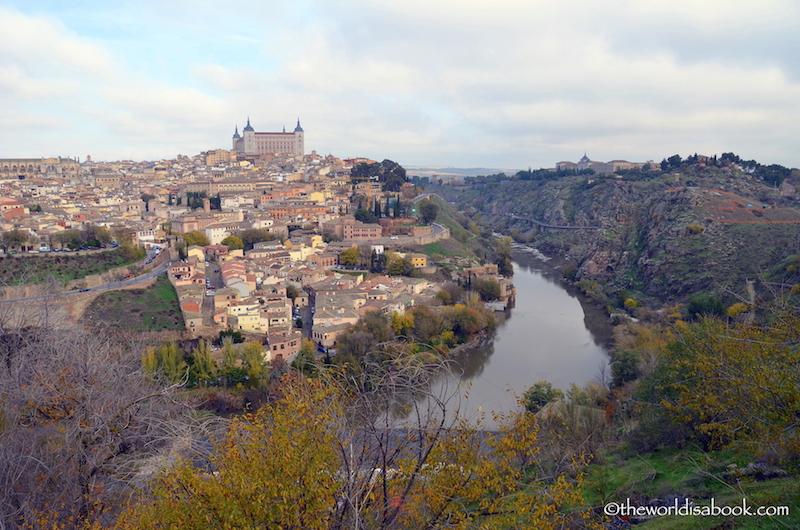 Toledo Spain view