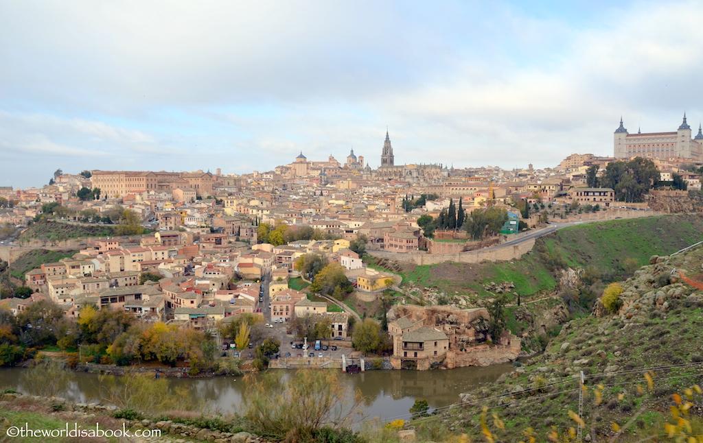 Toledo view Spain