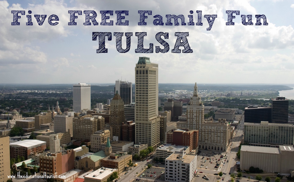 5 Fun And Free Things To Do In Tulsa With Kids The World Is A Book