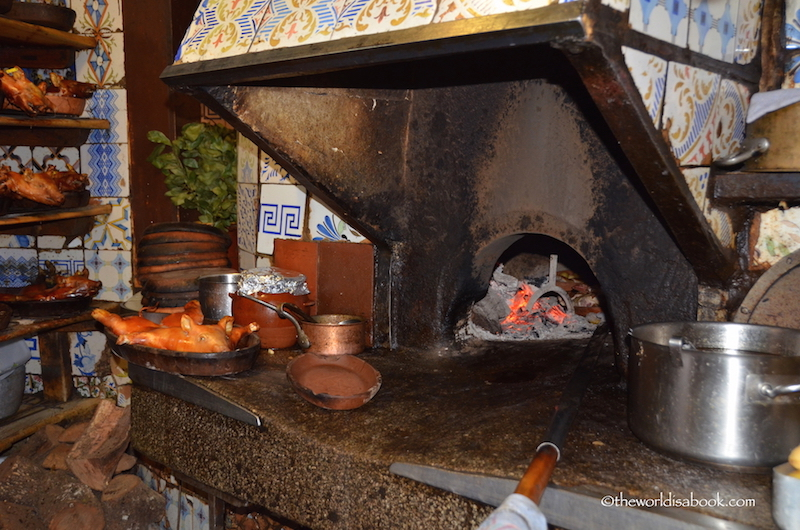 Madrid Botin oven