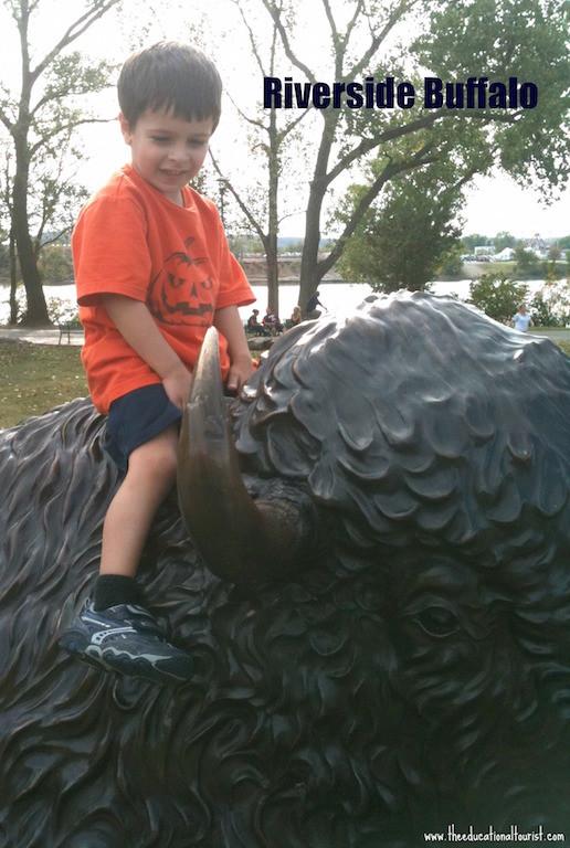 tulsa riverside buffalo