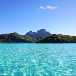 Bora Bora: Snorkeling with Sharks and Stingrays