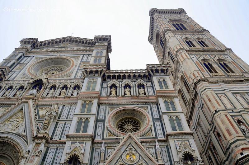 Florence Duomo facade