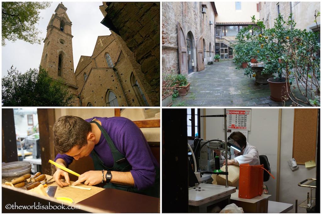 Florence Scuola del Cuoio