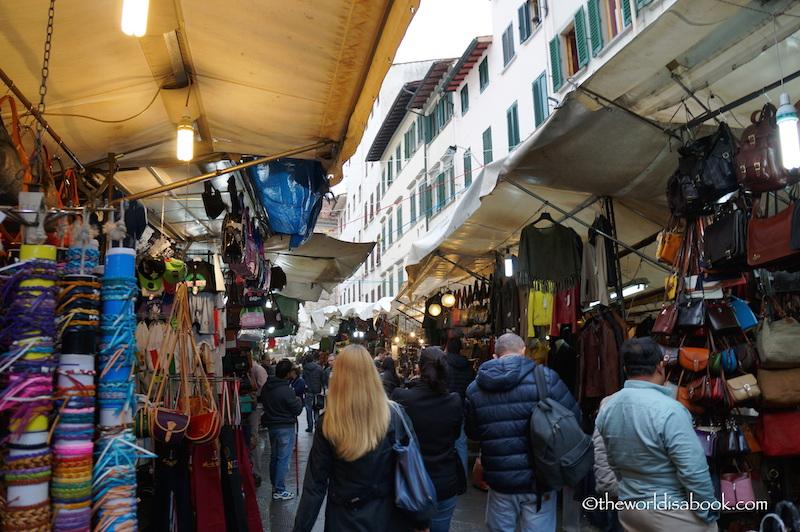 San Lorenzo Market Florence