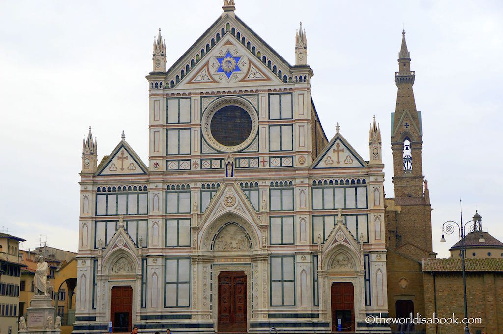 Santa Croce Cathedral Florence