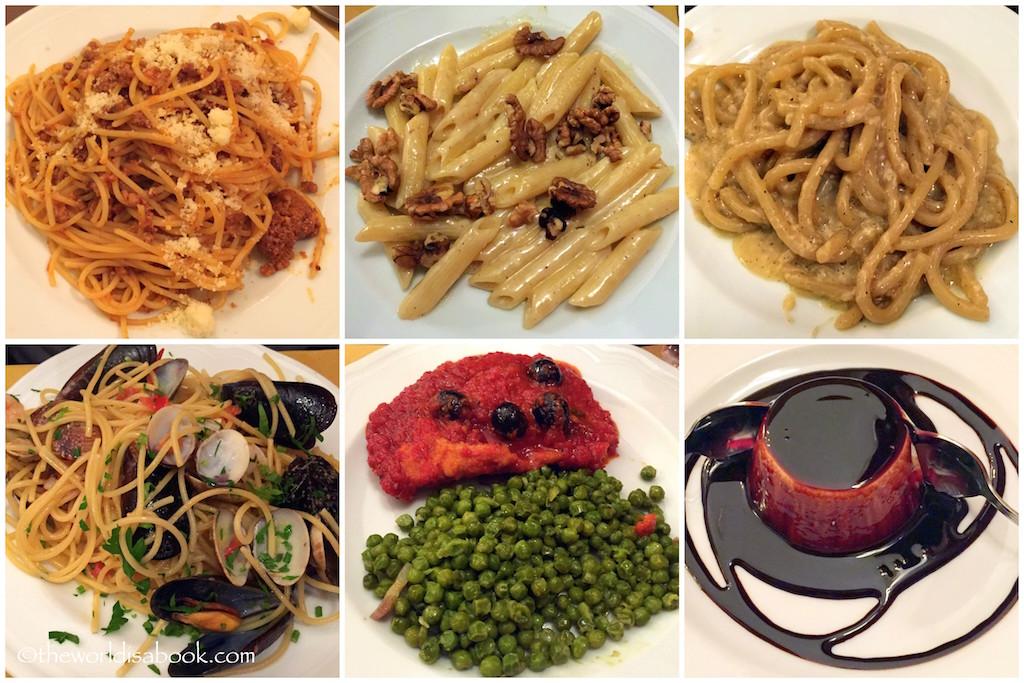 Tratorria da Guido food Florence