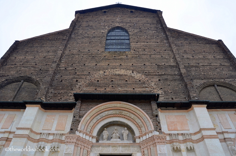 Bologna Basilica of San Petronio