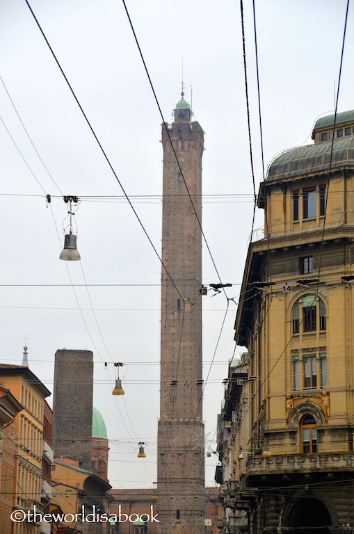 Bologna tower
