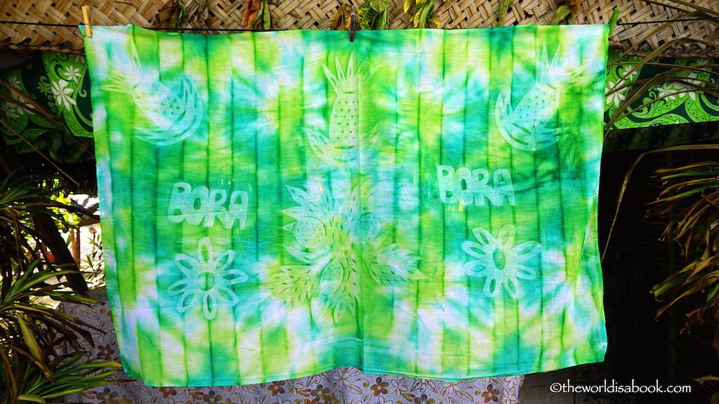 Bora Bora pareo