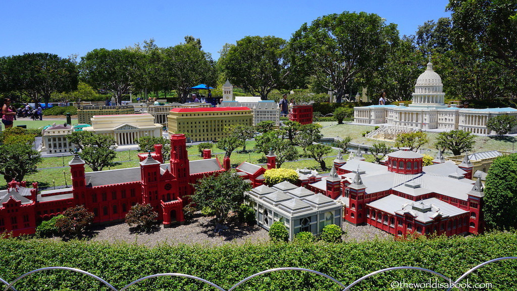Legoland Miniland Washington DC