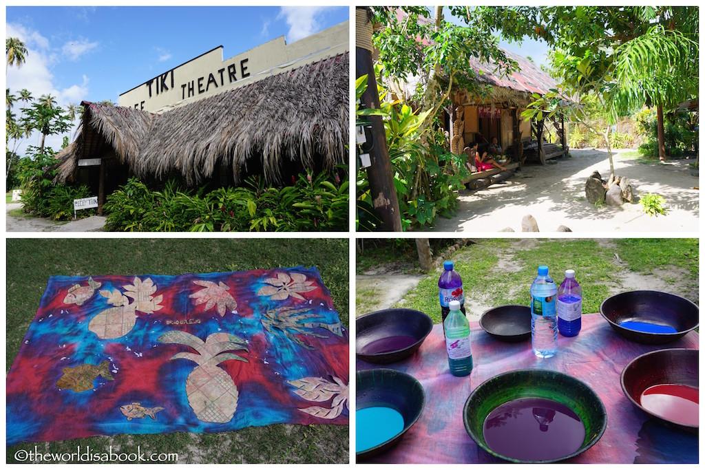 Moorea Tiki Village