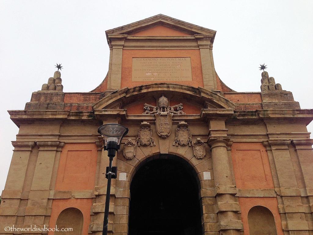 Porta Galliera Bologna