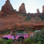 Adventures with Pink Jeep Tours Sedona