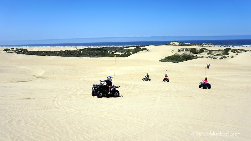 Oceano Sand Dunes ATV