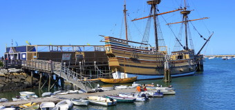 History Comes Alive at Plymouth Rock and the Mayflower II