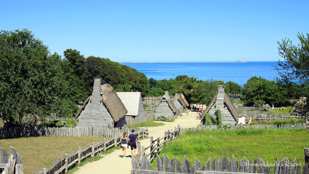 Plimoth Plantatin English Village