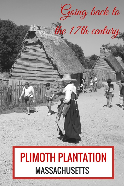 Plimoth Plantation with kids