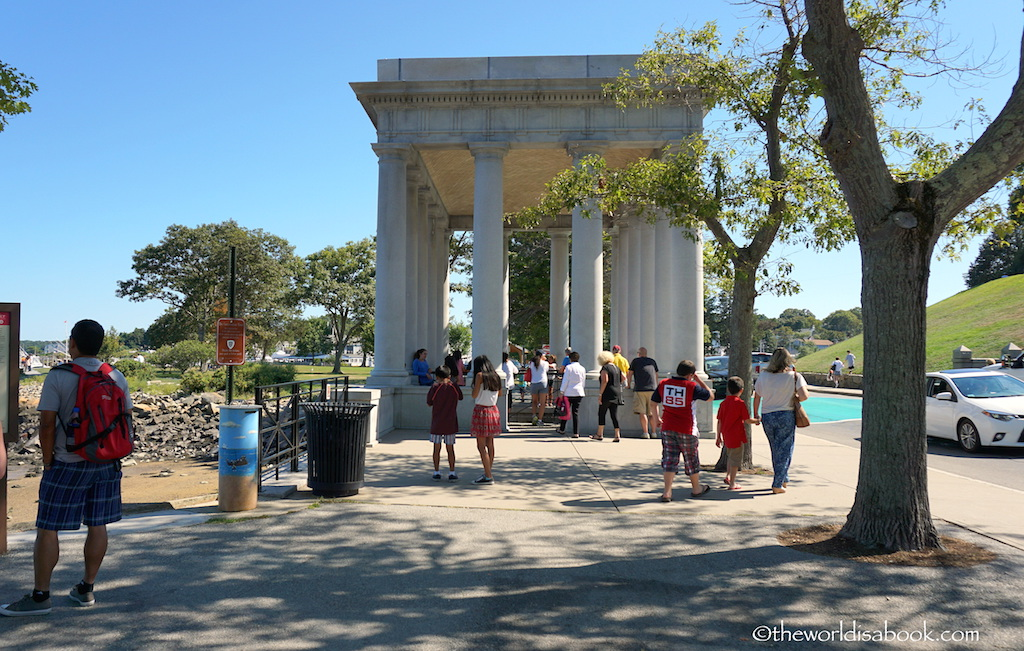 plymouth Rock building