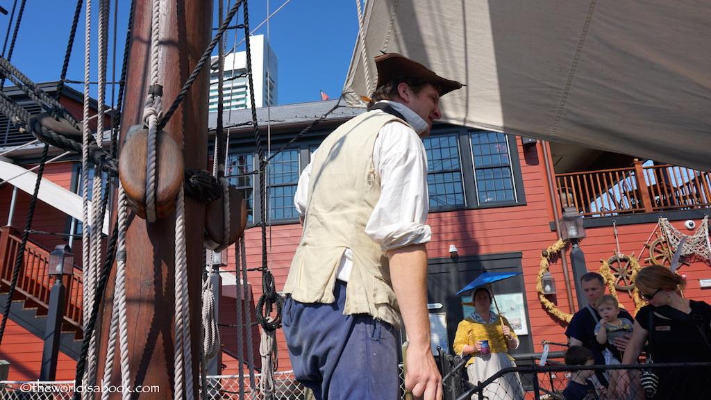 Boston Tea Party Museum ship 2