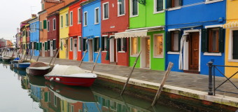 Colorful Isle: A Day in Burano, Italy