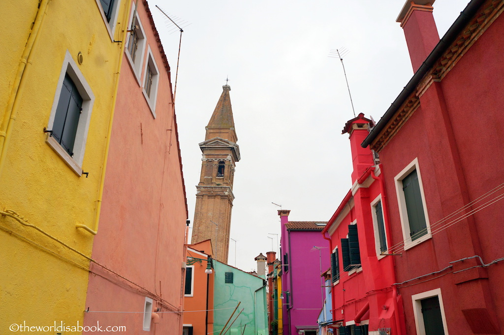 Burano San Martino Church