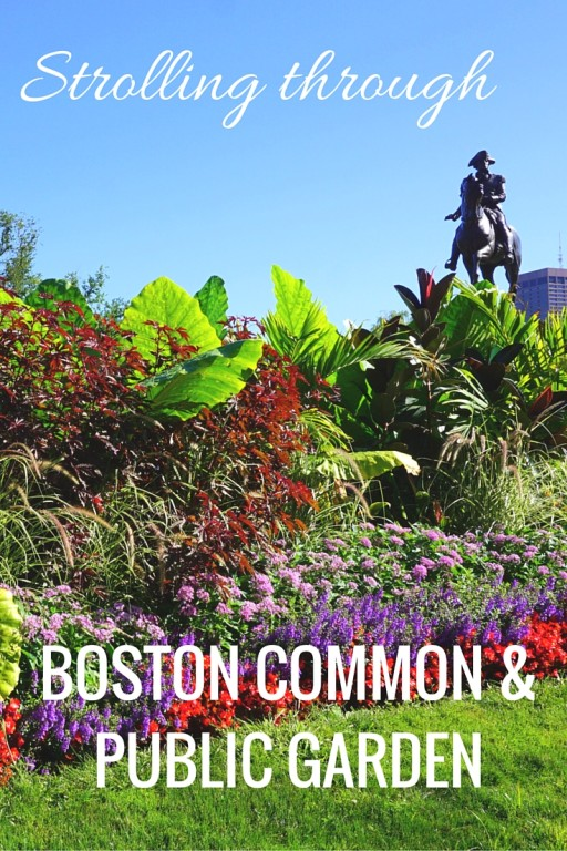 Visiting Boston Common And The Public Garden With Kids The World Is A Book