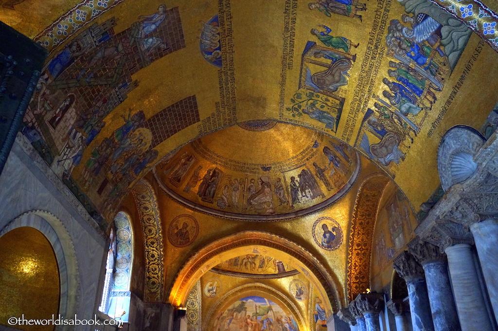 Venice St Marks Basilica