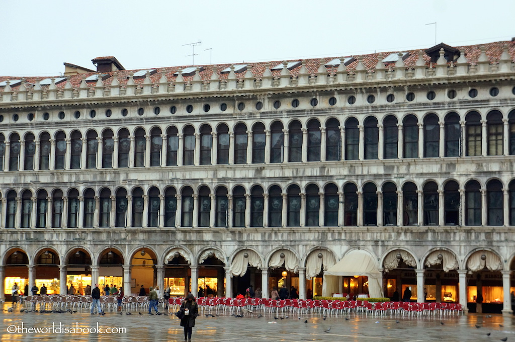 Venice St Marks Square