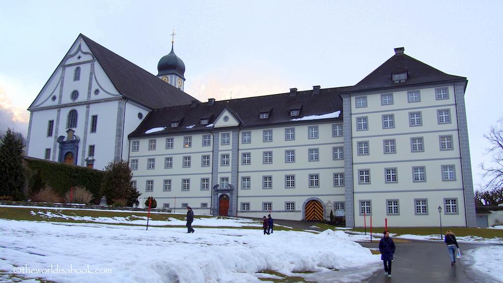 ENGELBERG Benedictine Monastery
