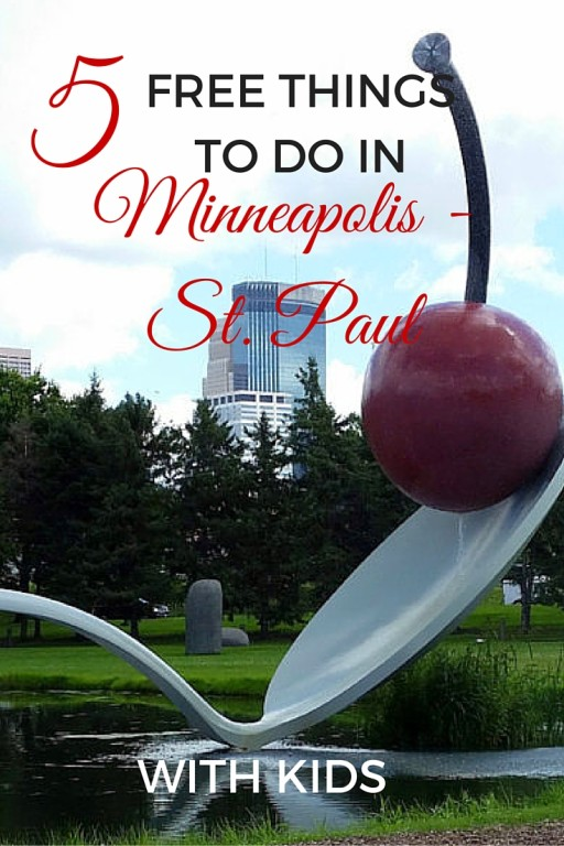 Free things to do in Minneapolis