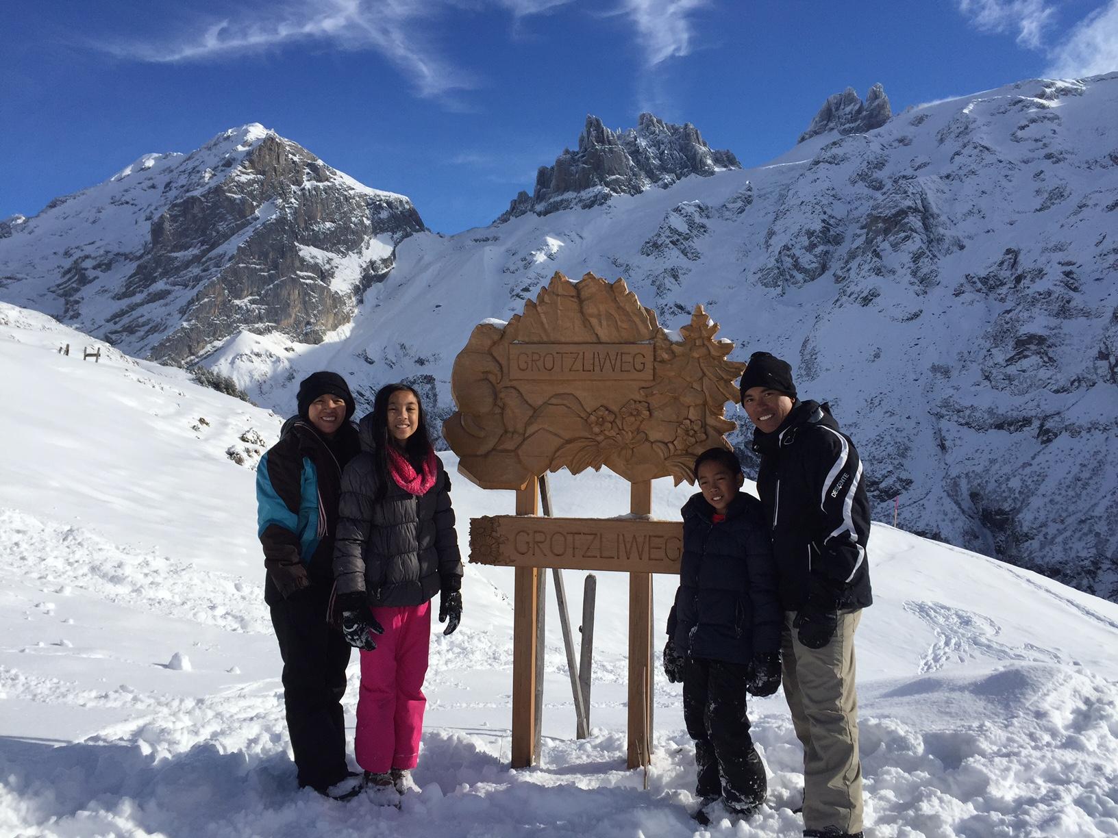 Switzerland Fuhrenalp